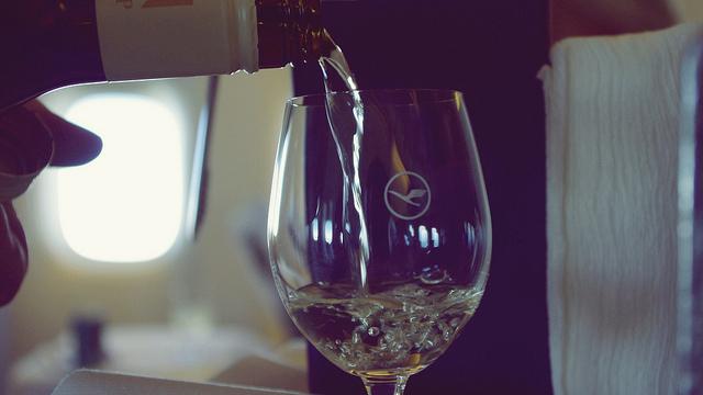 Essen & Trinken an Bord