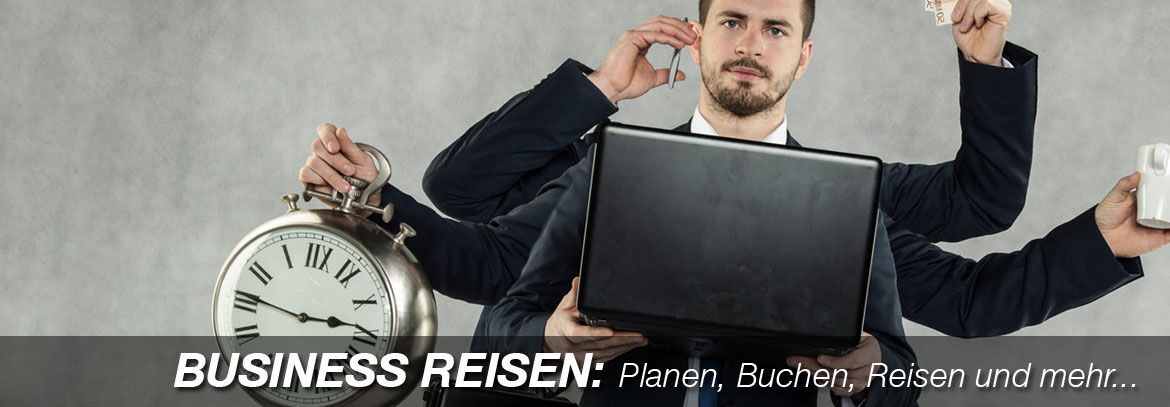 Business Reisen Lösungen